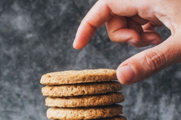 Receta galletas avena